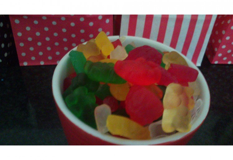 vodka spiked gummy bears ( ADULTS ONLY)