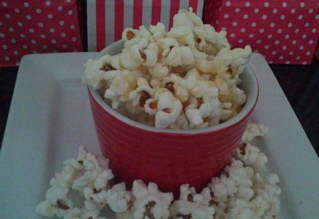 popcorn crackle