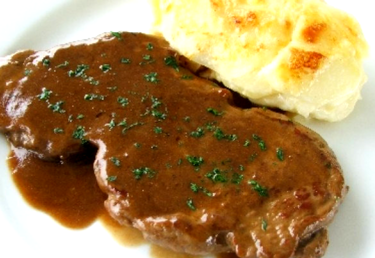 Diane Sauce For Steak Real Recipes From Mums