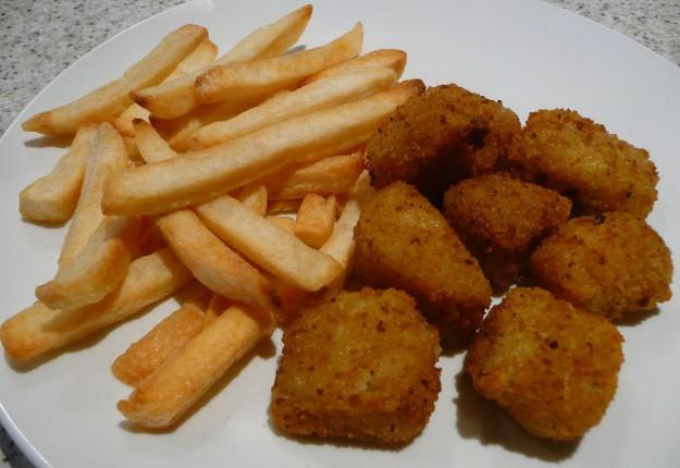 Lemon Fish Bits