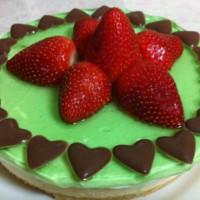 Cheesecake Jelly Strawberry
