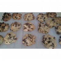 Oatmeal raisins cookies