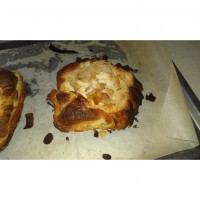 Homemade Easy Almond Croissant