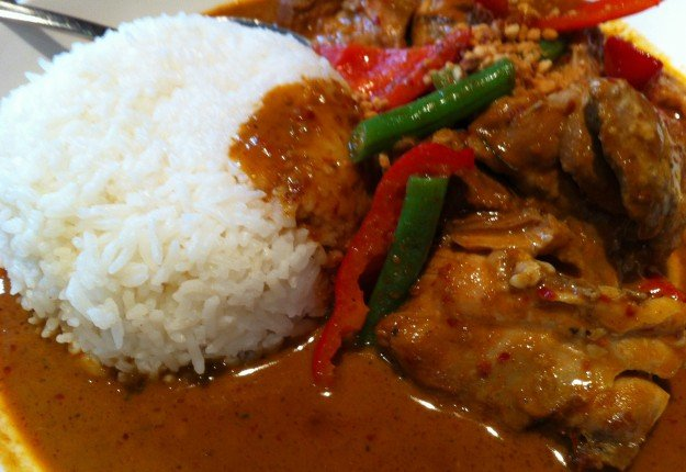 Thai Penang Curry
