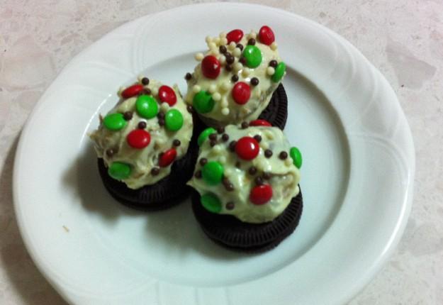 OREO Cookies Balls