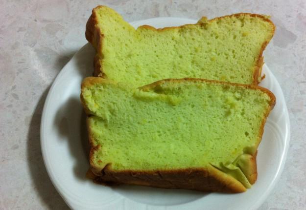 Green Tea Cotton Cheesecake