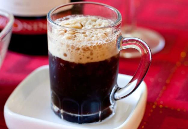 An Iced Espresso
