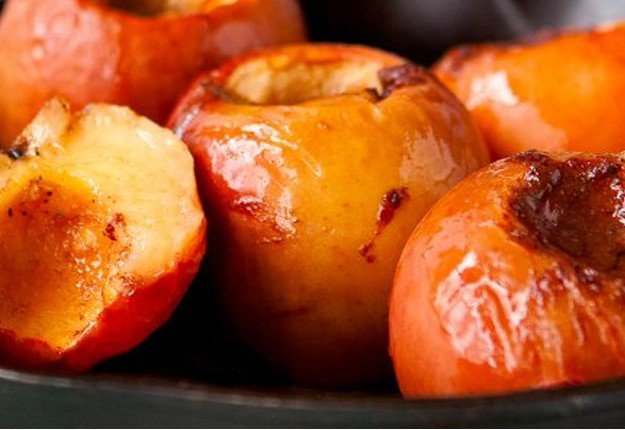 Whole Baked Apples