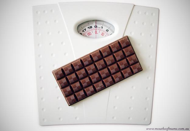 chocolate scales
