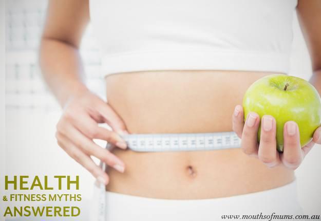 A best kept Hollywood secret: nutrition and fitness myths
