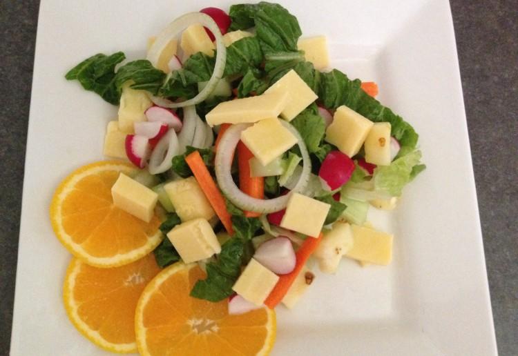 Fruit & Veg Salad