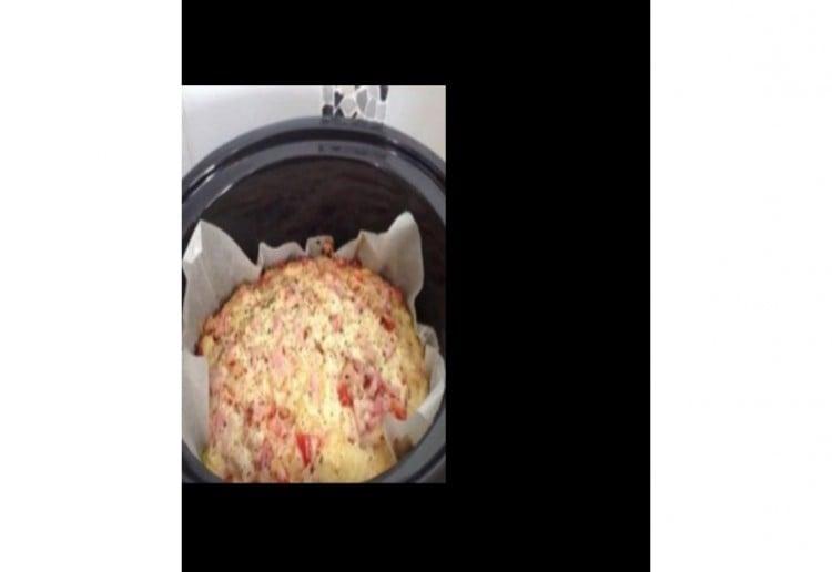 Slow cooker Focaccia