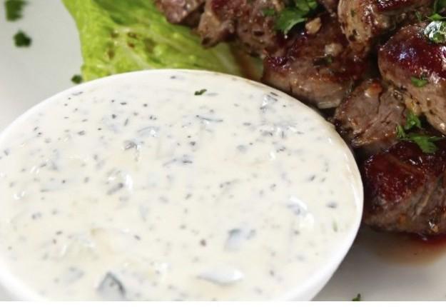 Mint Yoghurt Marinade
