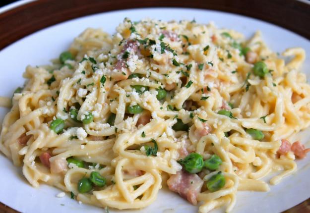 Spaghetti Cabornara