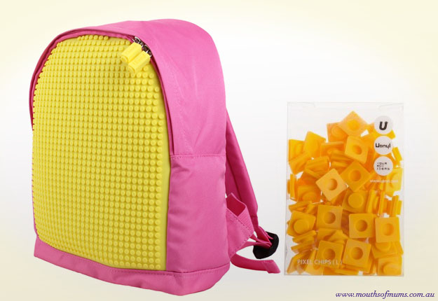 WIN 1 of 5 Uanyi bag and chips packs!