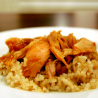 Apricot Chicken without French Onion Soup