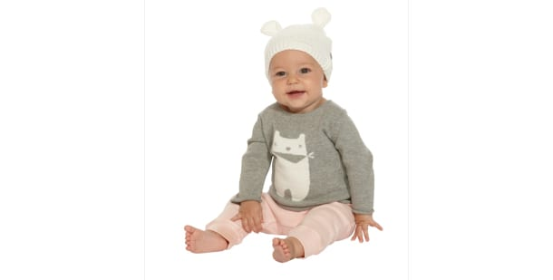 Autumn fashion trends for babies in 2014