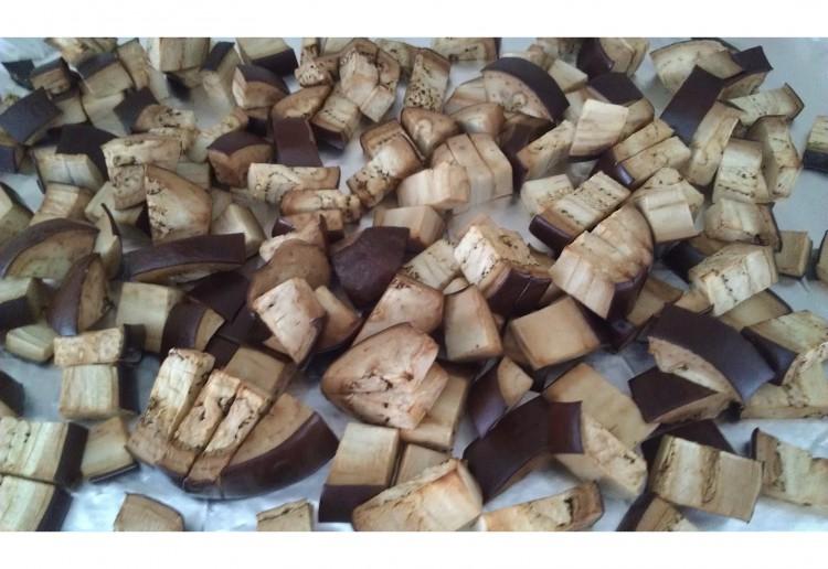 Coconut eggplant