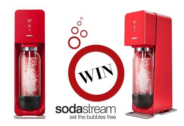 WIN 1 of 2 SodaStream Source Elements Starter Packs