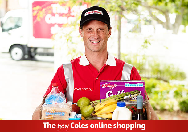 Coles Online shopping review