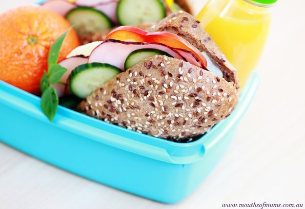 The healthy lunchbox guide