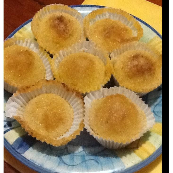 Cinnamon sugar donut cupcakes