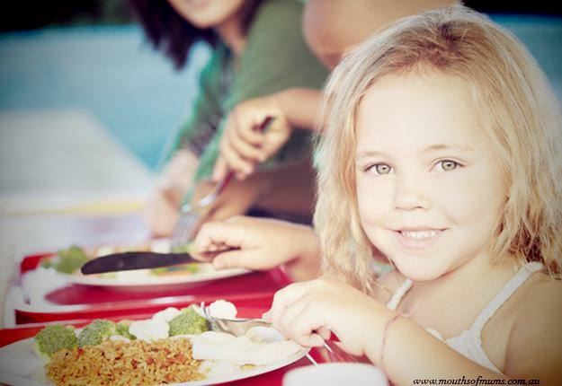 6 Steps to Happy Family Mealtimes