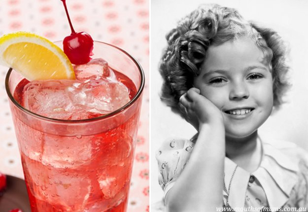 In honour of Shirley Temple - Real Recipes from Mums