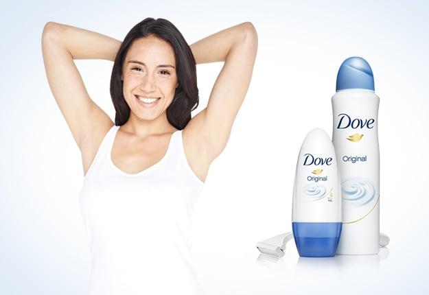 Dove Original Deodorant Roll-On