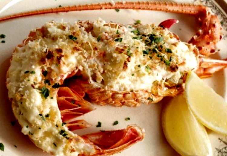 mom94125 reviewed Crayfish Mornay