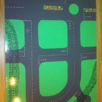 Make your own car road