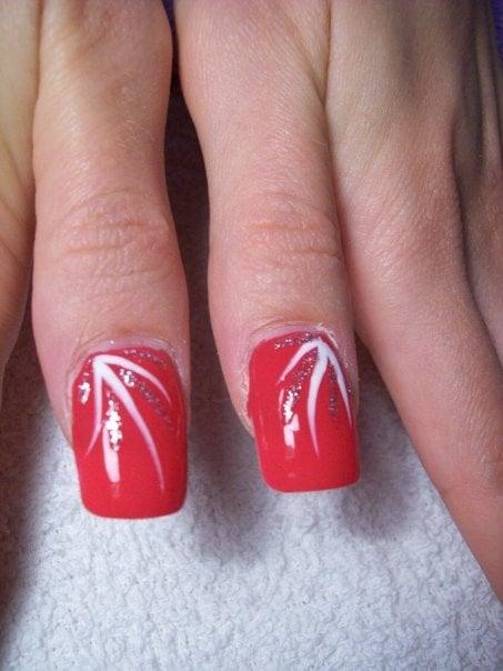 Simple easy nail art