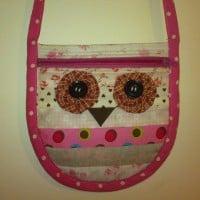Cute little owl bag