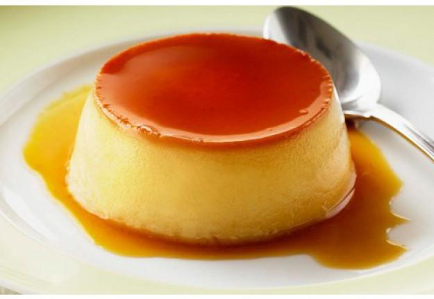 Orange Creme caramel