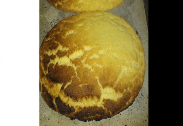 Easy Shortbread Loaf