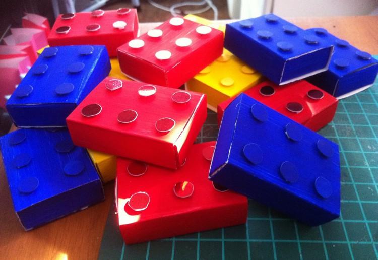 Lego Matchboxes