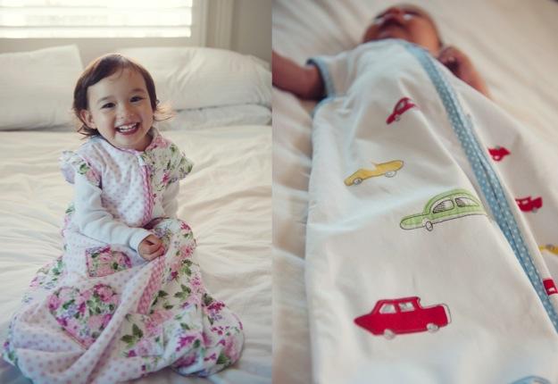 boys girls sleeping bag SIDS