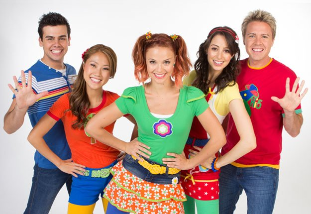 WIN 1 of 14 Hi-5 merchandise bags to the value of $40!