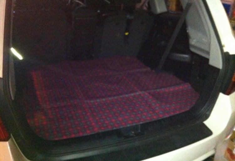 Picnic Rug Car Mat