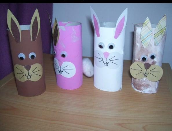 Bunny rolls!