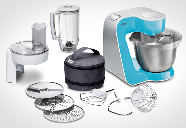 WIN a Bosch MUM5 kitchen machine