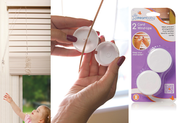 WIN a DREAMBABY® blind cord safety pack for your home!