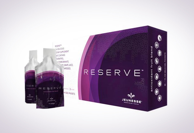 WIN a supply of Reserve by Jeunesse Global valued at $500