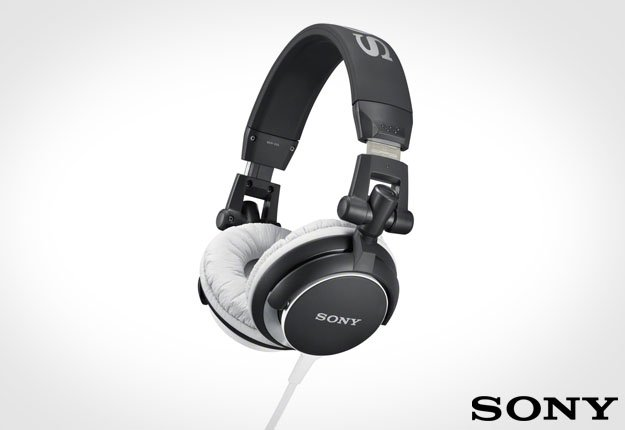 WIN 1 of 5 Sony Sound-Monitoring Headphones