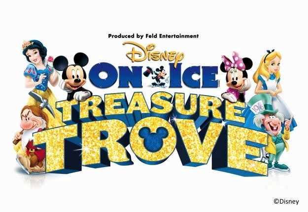WIN tickets to Disney On Ice presents Treasure Trove!