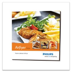 Philips Airfryer XL Review_Recipe Book