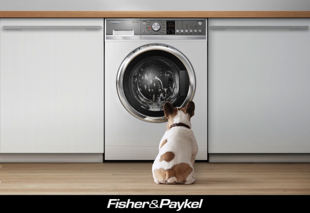 Fisher & Paykel WashSmart™ Front Loader Washing Machine