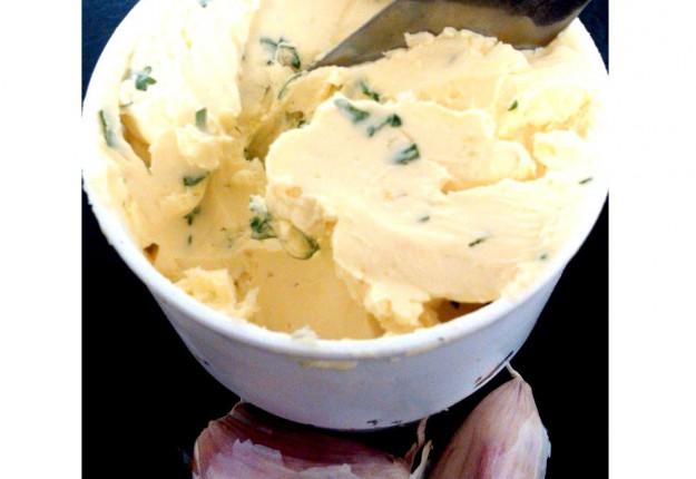 Home-made Garlic Butter