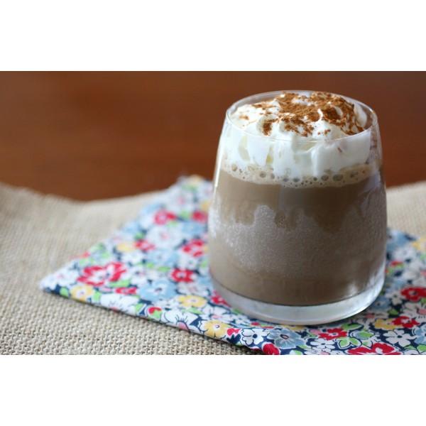 Vietnamese Iced Coffee Milkshake