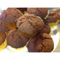 Super Mum Chocolate Cupcakes